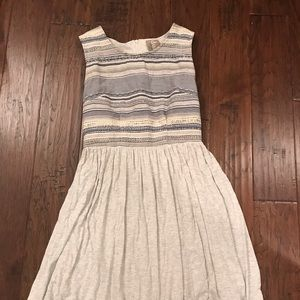Anthropologie casual summer dress